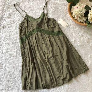 NWT Tobi Green Dress